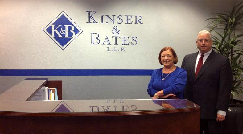 Kathy Kinser & Jonathan Bates